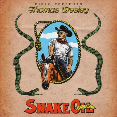 Diplo - Diplo Presents Thomas Wesley Chapter 1: Snake Oil (Deluxe) (2020) - Album Download, Itunes Cover, Official Cover, Album CD Cover Art, Tracklist, 320KBPS, Zip album