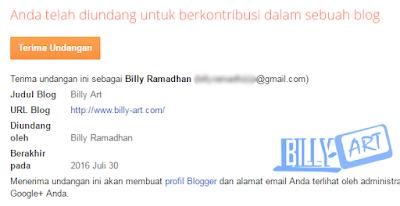Cara Menambah, Mengganti dan Menghapus Admin Pada Blog