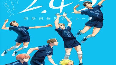 2.43: Seiin Koukou Danshi Volley-bu 08/12 [Sub-Español][MEGA-MF-GD][HD-FullHD][Online]
