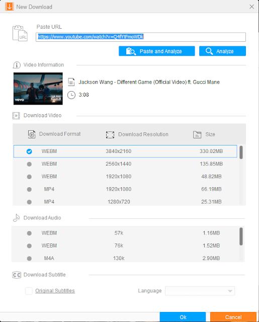 أفضل برنامج لتحويل وتحميل مقاطع الفيديو بجودات عالية مع مفتاح تفعيل قانوني
