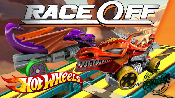 Download Hot Wheels Race Off APK MOD Android Game