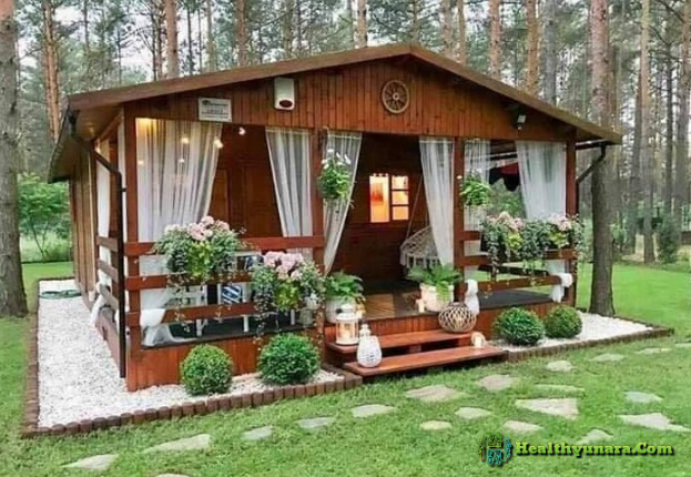 6 design inspiration Small House and beautiful