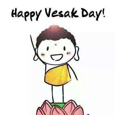 Vesak Wishes
