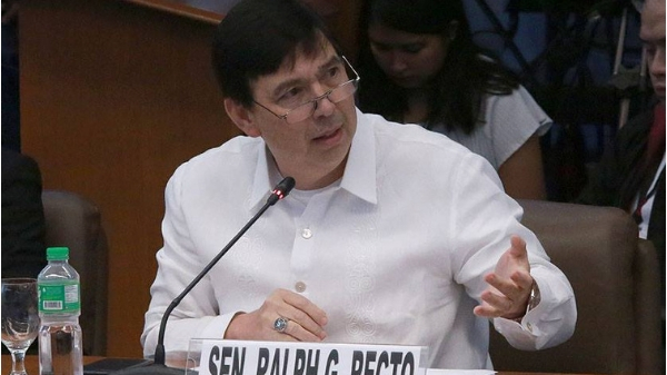 Senator Ralph Recto has agreed to address the mandatory nature of the CPD law.