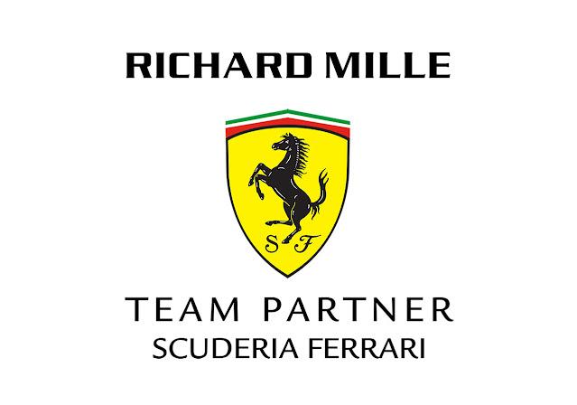 Richard Mille Team Partner of Scuderia Ferrari