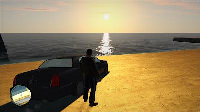 Grand Theft Auto IV For GTA San Andreas Enb Mod