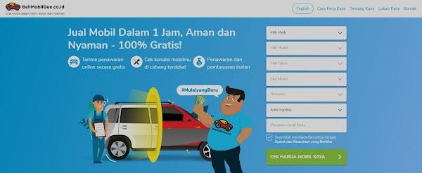 Jual Mobil Bekas Online dengan Mudah di BeliMobilGue.co.id