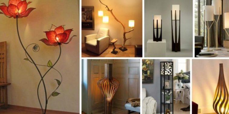13 ideas de lámparas creativas y modernas para su casa