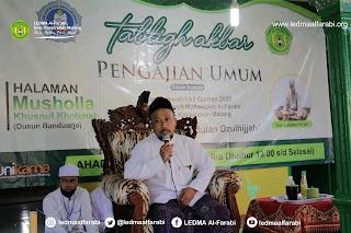 Kemeriahan Idul Adha ala LEDMA Al-Farabi