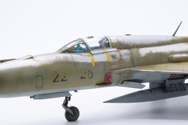 MiG-21PFM AK Interactive