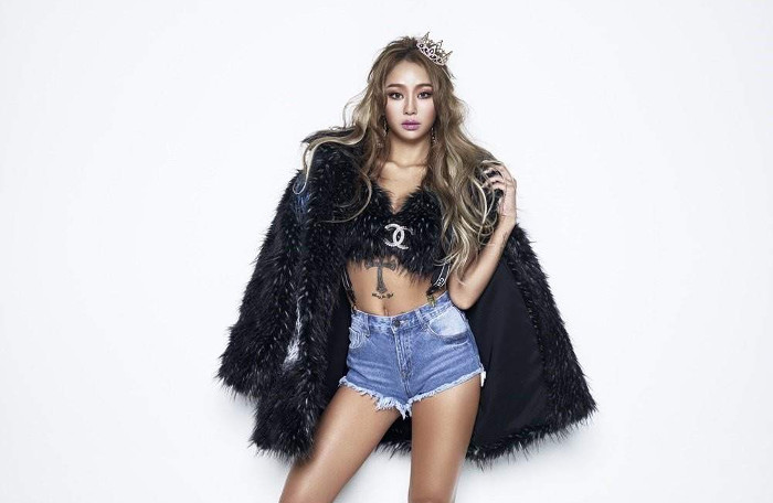 Hyolyn (ex-Sistar) - Dally (Feat.GRAY) [PV Legendado]