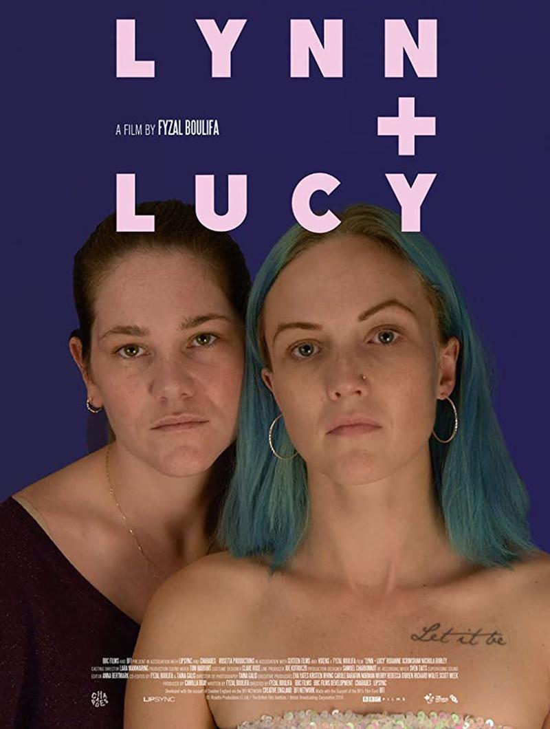 lynn + lucy poster