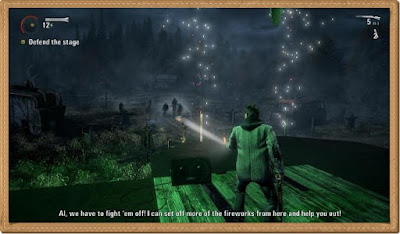 Alan Wake Games Screenshots