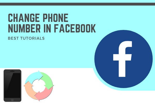 Change Phone Number On Facebook<br/>