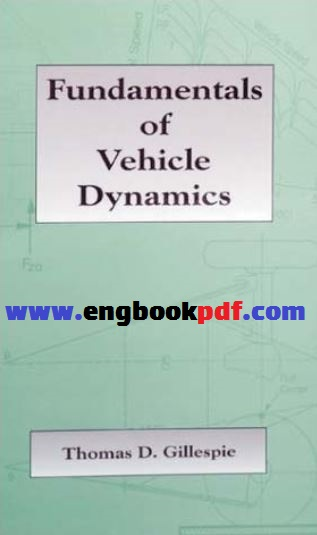 (PDF) Fundamentals of Vehicle Dynamics by Thomas D. Gillespie