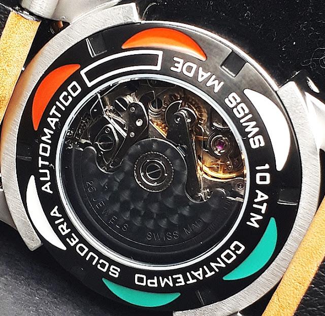 大阪 梅田 ハービスプラザ WATCH 腕時計 ウォッチ ベルト 直営 公式 CT SCUDERIA CTスクーデリア Cafe Racer カフェレーサー Triumph トライアンフ Norton ノートン フェラーリ CITY RACER シティレーサー チェッカーフラッグ 機械式 自動巻き オートマチック CS10506