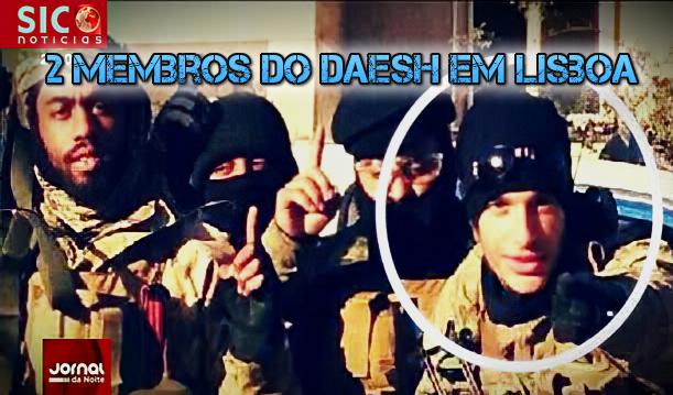 Daesh ISIS portugal