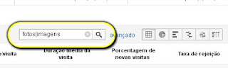 filtro do Google Analytics