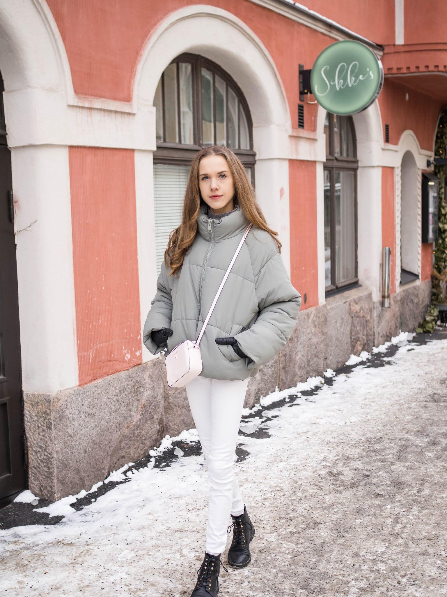 Kuinka pukeutua kevättalvella // Winter to spring transitional outfit inspiration