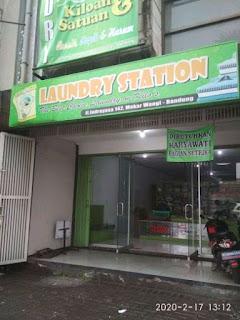 Lowongan kerja laundry Bandung 2020