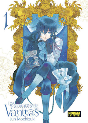 Manga: Review de Los Apuntes de Vanitas Vol.1 de Jun Mochizuki - Norma Editorial