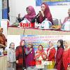 Keluarga Besar IKWI Sulsel, Pertemuan Bulanan Rangkaikan Halal Bi Halal 1440-H/ 2019-M