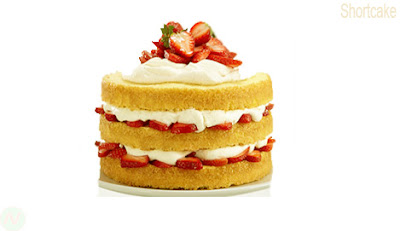 Shortcake,Shortcake food