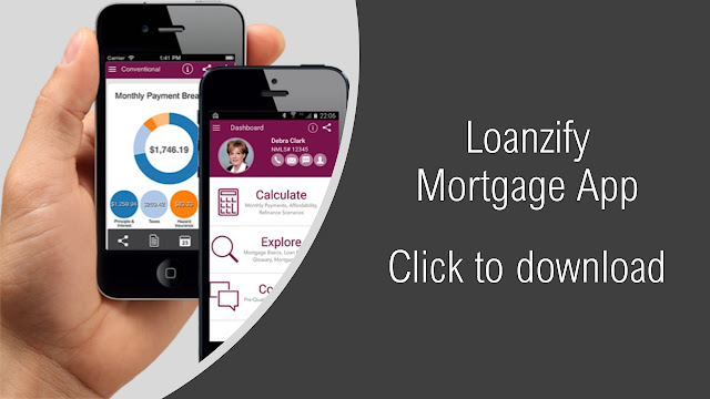 Mortgage Calculator App for iPhone and Android