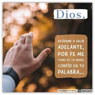 Oración para el Viernes - No Temas, Confía en Dios, El te Ayudará.