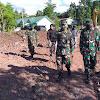 Danrem 141/Toddopuli, meninjau langsung Sasaran Karya Bhakti TNI - Pemda Soppeng