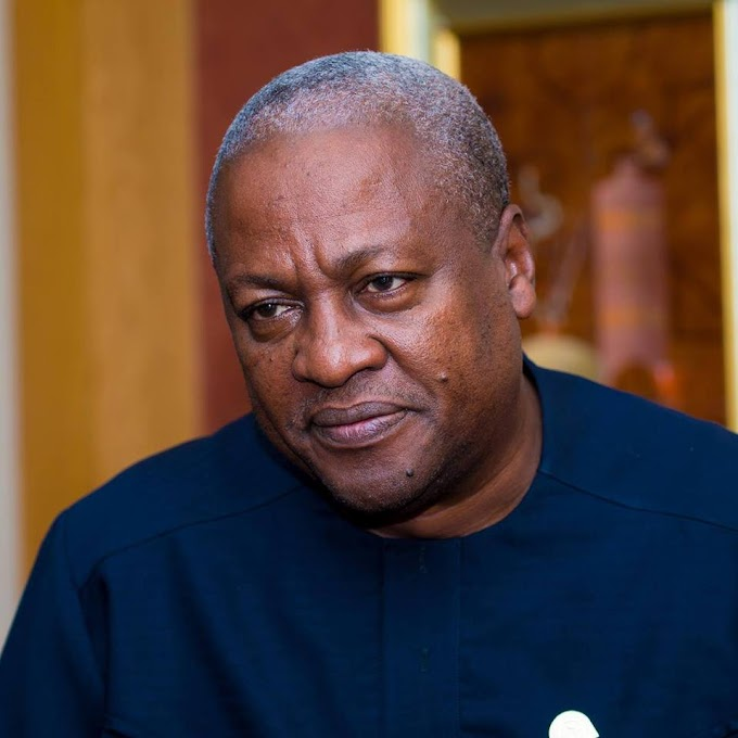 'I've listened to your calls and reflected' - Mahama to contest 2020 Election as Presidential Candidate
