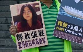 Chinese citizen journalist faces trial for Wuhan coronavirus reporting