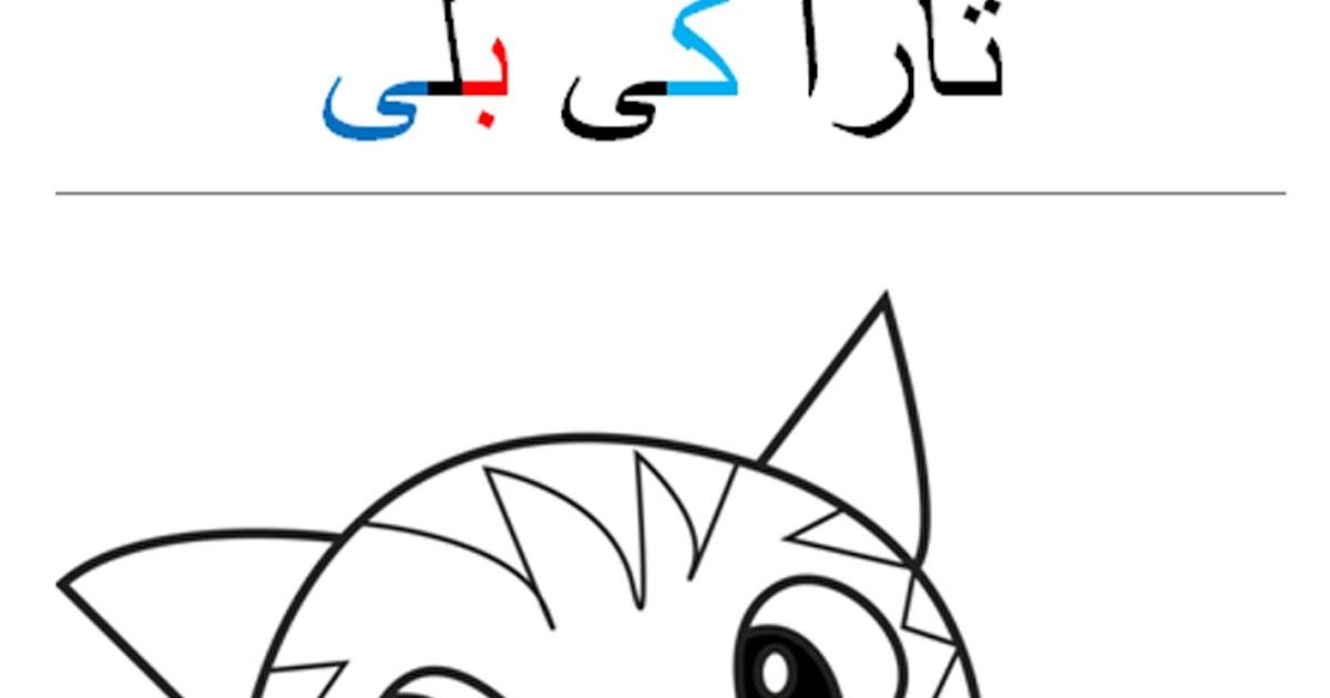 Urdu Printable Worksheets & More: : Story Time تارا کی بلّی