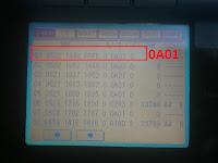 Mengatasi kode jam paper 0A01 IR   5000