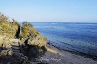 Tangga Pantai Geger Bali