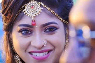 Malaysian Indian Wedding Dinner Highlights Of Kumarisan & Lavanya