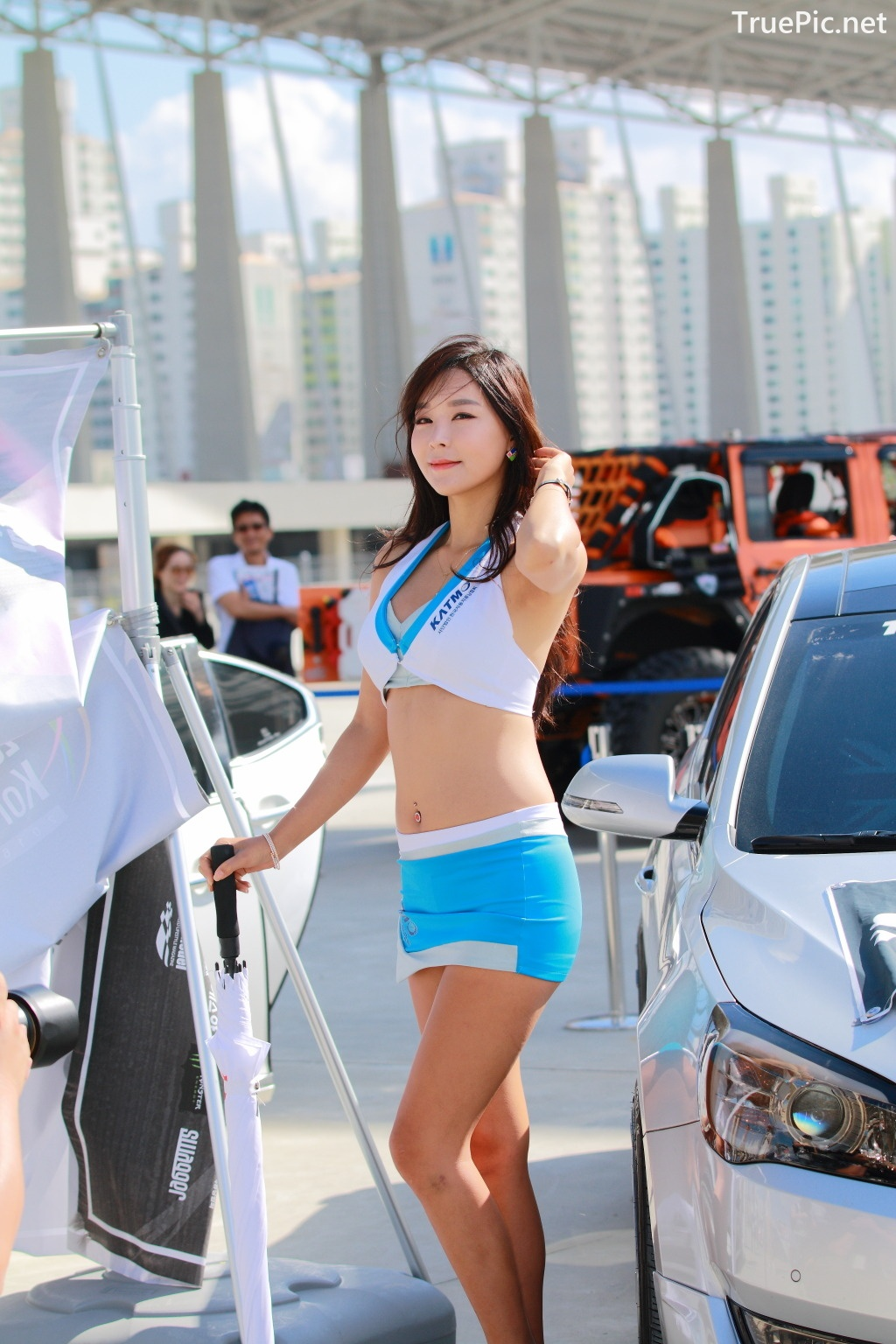 Image Korean Racing Model - Han Soul At Incheon Korea Tuning Festival - TruePic.net - Picture-5