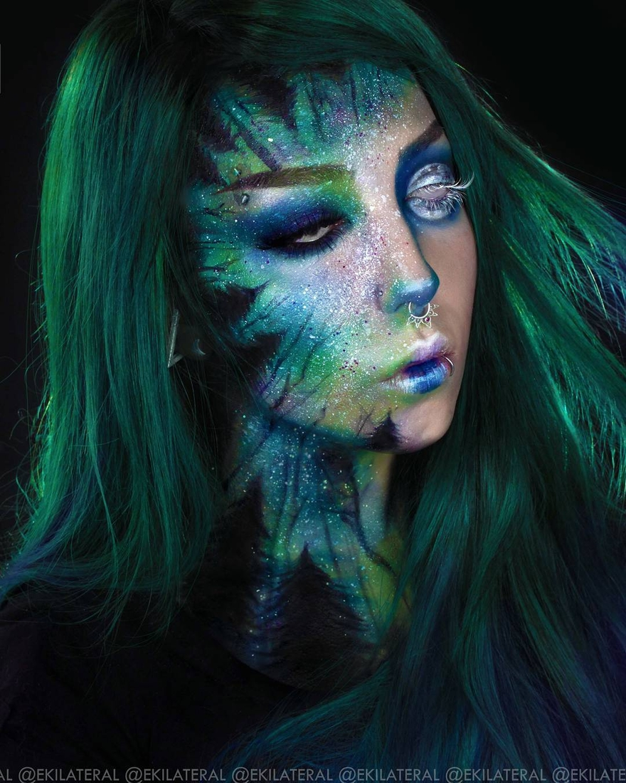 06-Earth-Day-Kelly-Nantes-Glamour-and-Scary-Mua-Makeup-Transformations-www-designstack-co