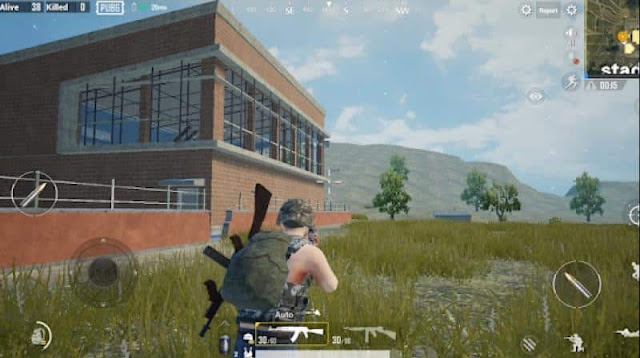 Tips Bermain PUBG Mobile: Mode Zombie Cara Bertahan Dalam Kegelapan - Watch Out For Other Players