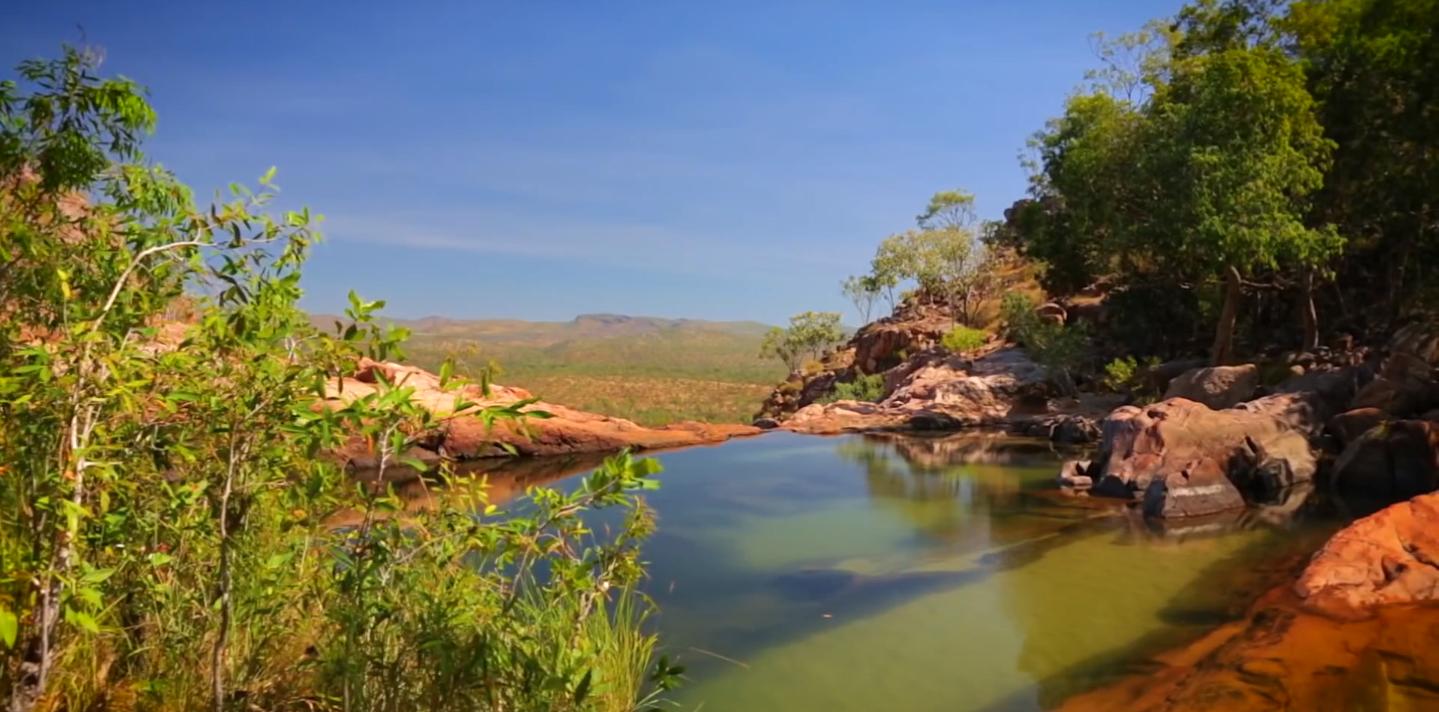 Parque Nacional de Kakadu - Austrália