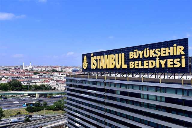 İstanbul Büyükşehir Belediyesi'nin Bakırköy Ek Hizmet Binası