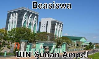 Beasiswa S1 Gratis UIN Sunan Ampel Surabaya
