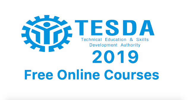 2019: Free Online Courses No Age Limit, Online Courses of TESDA for Every Filipino