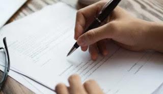 Contoh Surat Kuasa, Hal Yang Wajib Diketahui Saat Menulis Surat Kuasa