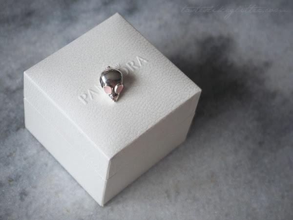 Pandora Cute Mouse Charm.