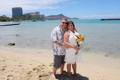 Bridal Dream Hawaii