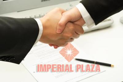 Ký hợp đồng mua bán Imperial Giải Phóng