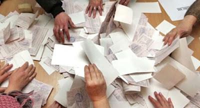 На двох мажоритарних округах перерахують голоси.