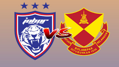 Live Streaming JDT FC vs Selangor Liga Super 19 Jun 2019