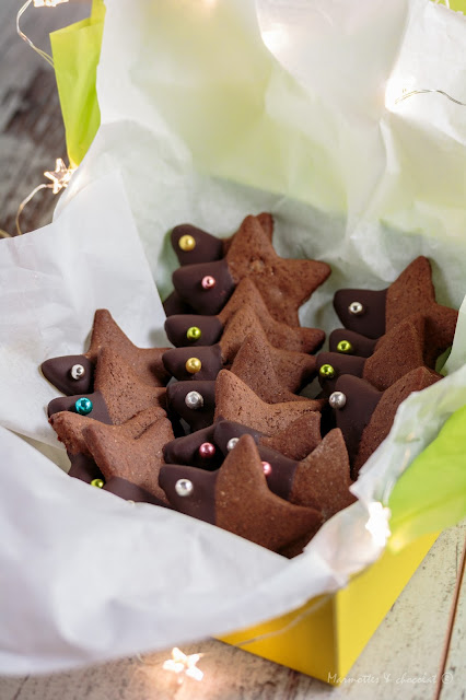 Коледни бисквити 02 – с гарам масала / Biscuits de Noël 02 – au garam masala
